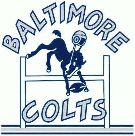 1953 Baltimore Colts logo