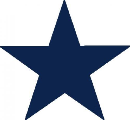1960 Dallas Cowboys logo