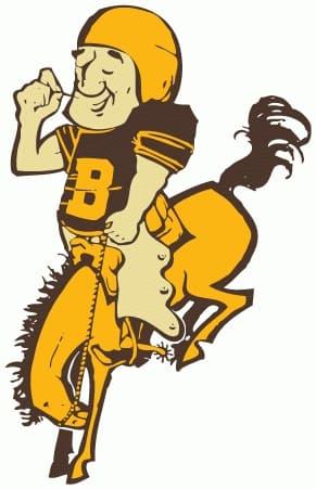 1960 Denver Broncos logo