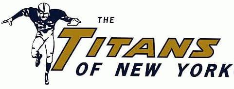 1960 New York Jets logo