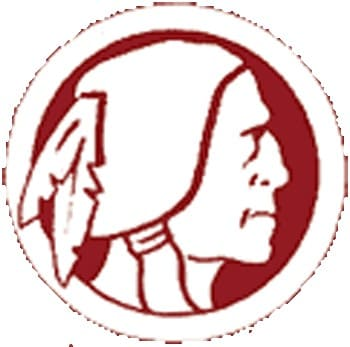1960 Washington Redskins logo