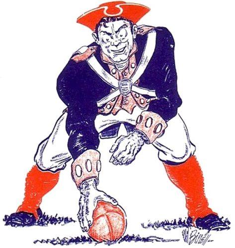 1961 New England Patriots logo