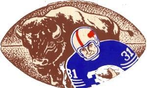 1962 Buffalo Bills logo