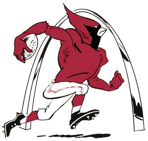 1962 St. Louis Cardinals logo