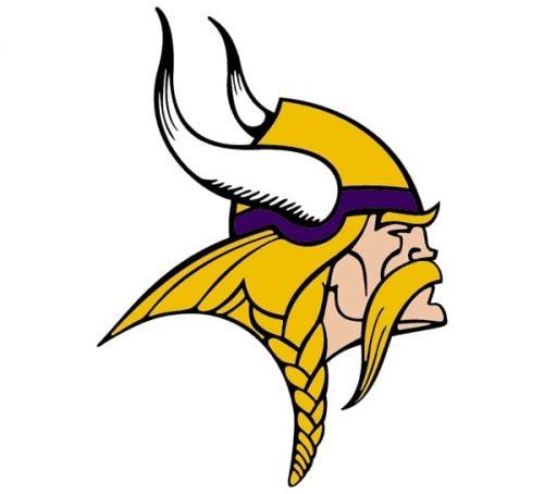 1966 Minnesota Vikings logo