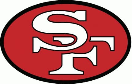 1968 San Francisco 49ers logo