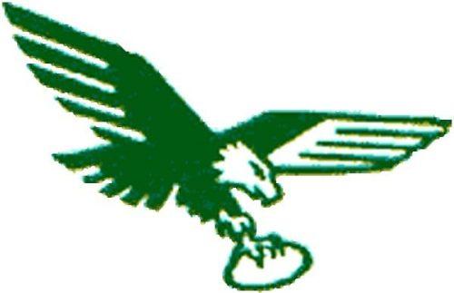 1969 Philadelphia Eagles logo