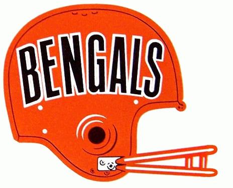 1970 Cincinnati Bengals logo