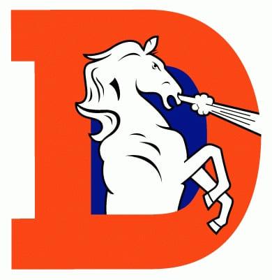 1970 Denver Broncos logo