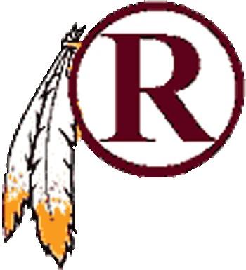 1970 Washington Redskins logo