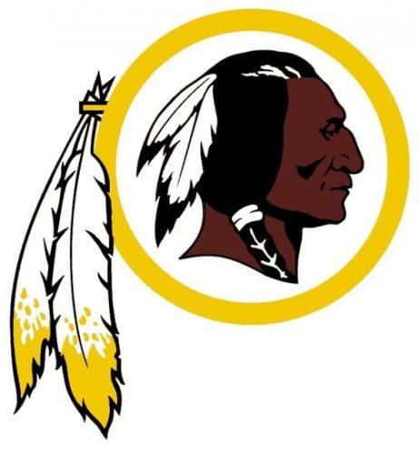 1972 Washington Redskins logo