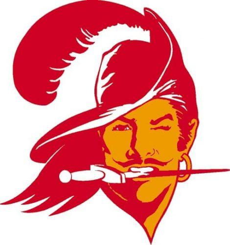 1976 Tampa Bay Buccaneers logo