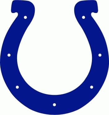1979 Indianapolis Colts Helmet logo
