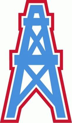 1980 Tennessee Titans logo