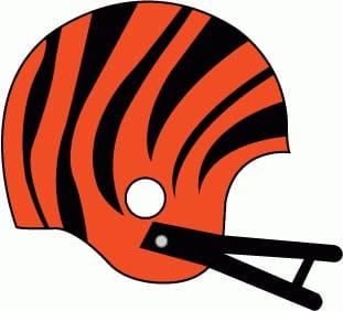 1981 Cincinnati Bengals logo