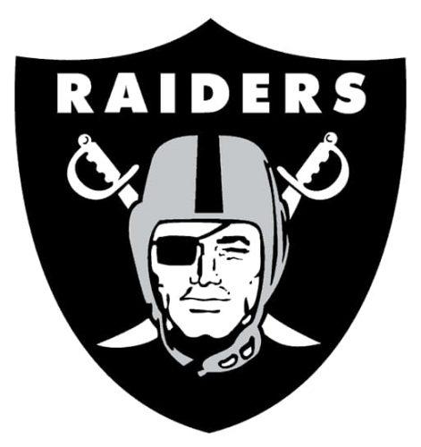 1982 Las Vegas Raiders logo