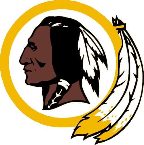 1982 Washington Redskins logo