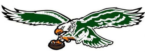 1987 Philadelphia Eagles logo