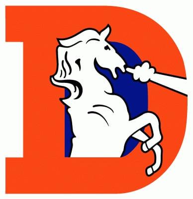 1993 Denver Broncos logo