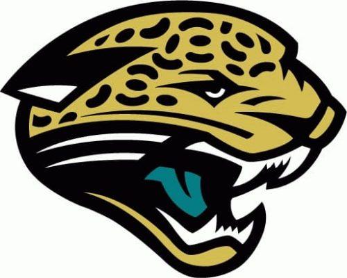 1995 Jacksonville Jaguars logo