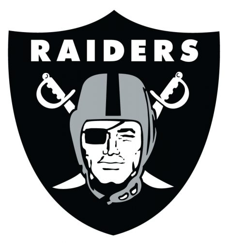 1995 Las Vegas Raiders logo