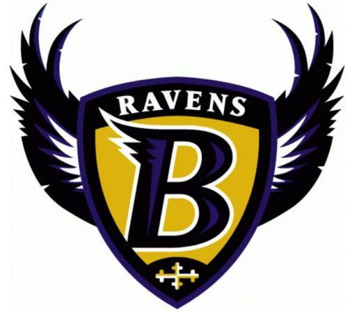 1996 Baltimore Ravens logo
