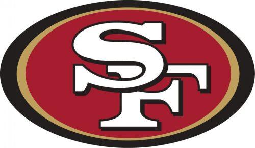 1996 San Francisco 49ers logo