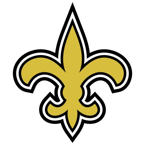 2000 New Orleans Saints logo