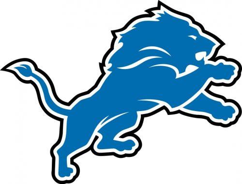 2009 Detroit Lions logo