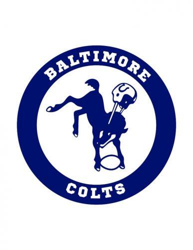 Baltimore Colts Emblem