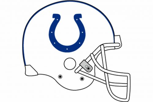 Baltimore Colts Helmet