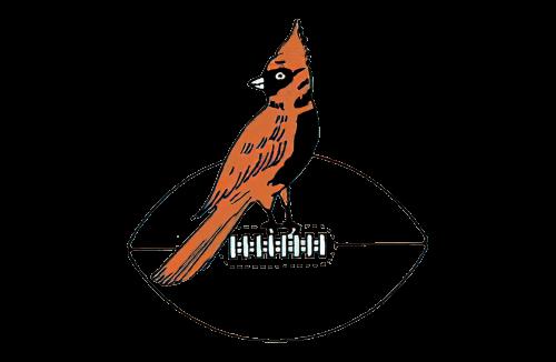 1947 Arizona Cardinals logo