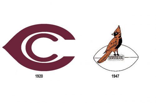 Chicago Cardinals logo history