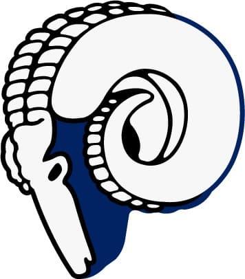 Cleveland Rams logo