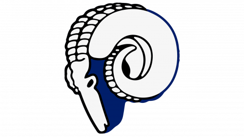 Logo Cleveland Rams