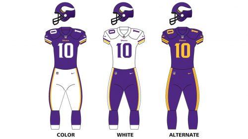 Minnesota Vikings Uniform