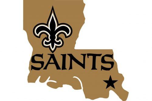 New Orleans Saints Alternate Logo