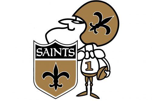 New Orleans Saints Emblem