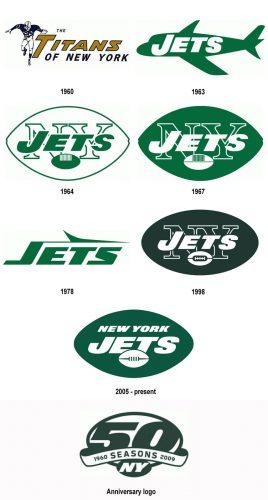 New York Jets logo history