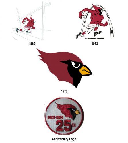 St. Louis Cardinals logo history