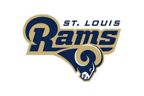 St Louis Rams Emblem