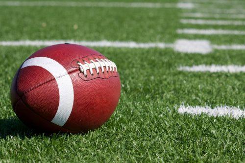 American Football game ball