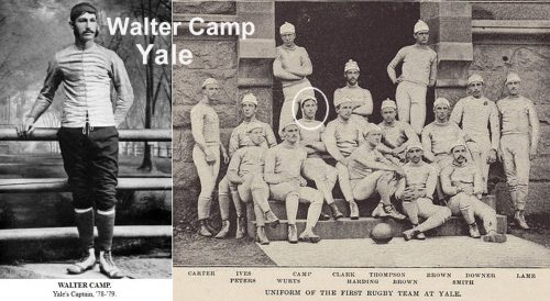 Walter Camp Yale