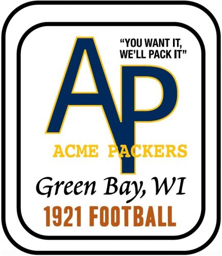 1921 Green Bay Packers logo