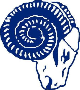1941 Los Angeles Rams logo