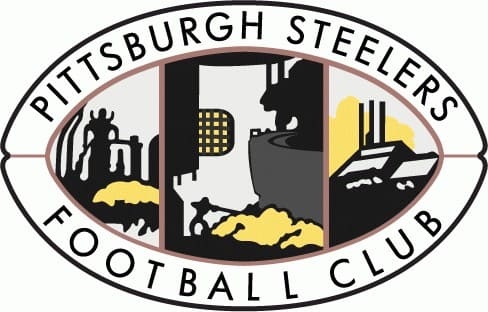 1945 Pittsburgh Steelers logo