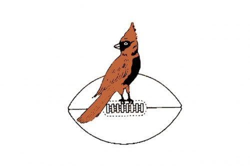 1947 Chicago Cardinals logo