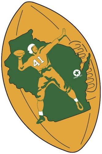 1956 Green Bay Packers logo