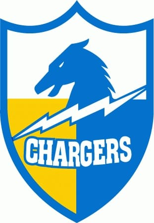 1961 Los Angeles Chargers logo