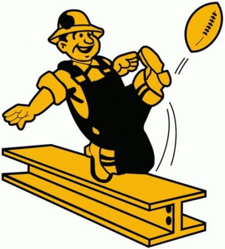 1962 Pittsburgh Steelers logo